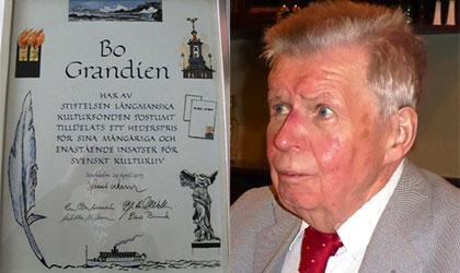 Bo Grandien (1932-2014)
